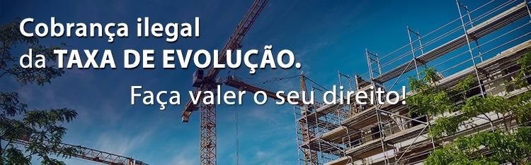 Taxa de Evolução de Obra - Almeida Regularização Imobiliária